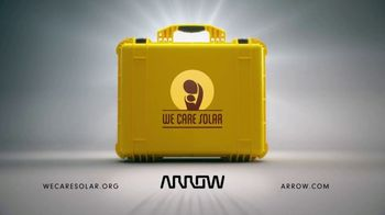Arrow Electronics Solar Suitcase TV Spot, 'Bringing Light' - Thumbnail 9