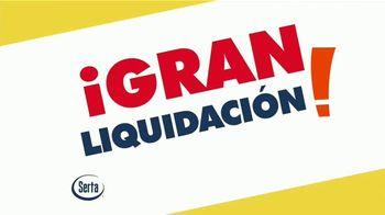 Big Lots Gran Liquidación TV Spot, 'Si te duermes, te lo pierdes' [Spanish]