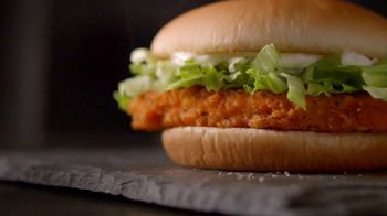 McDonald's $1 $2 $3 Dollar Menu TV Spot, 'Hot 'N Spicy McChicken and Any Size Soft Drink' - Thumbnail 1