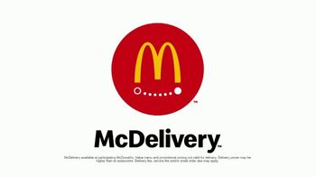 McDonald's $1 $2 $3 Dollar Menu TV Spot, 'Hot 'N Spicy McChicken and Any Size Soft Drink' - Thumbnail 8