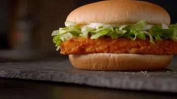 McDonald's $1 $2 $3 Dollar Menu TV Spot, 'Hot 'N Spicy McChicken and Any Size Soft Drink' - Thumbnail 7