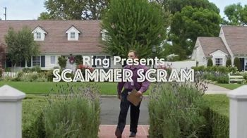 Ring Video Doorbell Pro TV Spot, 'Scammer Scram' - Thumbnail 1