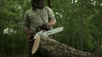 STIHL TV Spot, 'MS 250 Chainsaw' - Thumbnail 4