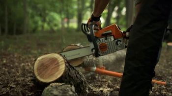 STIHL TV Spot, 'MS 250 Chainsaw' - Thumbnail 6