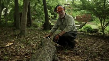 STIHL TV Spot, 'MS 250 Chainsaw' Song by Sacha James Collisson