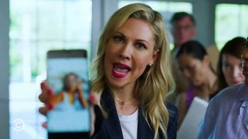 Hotels.com TV Spot, 'Comedy Central: Hate-Like' Featuring Desi Lydic - 3 commercial airings