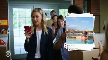 Hotels.com TV Spot, 'Comedy Central: Hate-Like' Featuring Desi Lydic