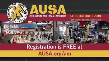 AUSA Annual Meeting & Exposition TV Spot, '2019 Walter E. Washington Convention Center' - Thumbnail 10