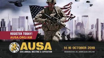 AUSA Annual Meeting & Exposition TV Spot, '2019 Walter E. Washington Convention Center' - Thumbnail 2