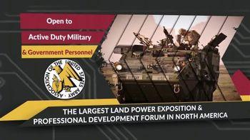 AUSA Annual Meeting & Exposition TV Spot, '2019 Walter E. Washington Convention Center' - Thumbnail 5