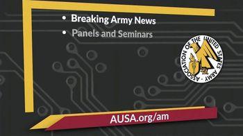 AUSA Annual Meeting & Exposition TV Spot, '2019 Walter E. Washington Convention Center' - Thumbnail 6
