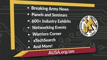 AUSA Annual Meeting & Exposition TV Spot, '2019 Walter E. Washington Convention Center' - Thumbnail 8