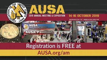 AUSA Annual Meeting & Exposition TV Spot, '2019 Walter E. Washington Convention Center' - Thumbnail 9
