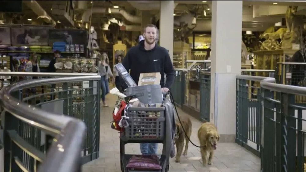 Scheels TV Commercial, 'Dog Kids' Featuring Carson Wentz