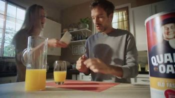 Quaker TV Spot, 'Easy Recipes, Endless Oatmeal Ideas'