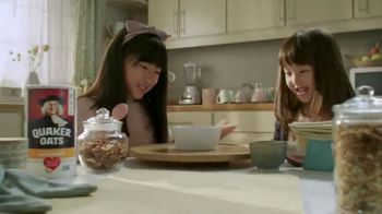 Quaker TV Spot, 'Easy Recipes, Endless Oatmeal Ideas' - Thumbnail 4