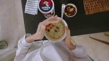 Quaker TV Spot, 'Easy Recipes, Endless Oatmeal Ideas' - Thumbnail 6