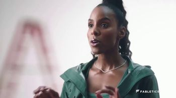 Kelly Rowland for Fabletics TV Spot, \'Confidence You Can Wear\' Featuring Kelly Rowland