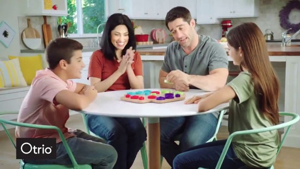 Otrio and Bellz! TV Commercial, 'Forget Tic Tac Toe'