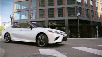 2019 Toyota Camry TV Spot, 'Dear Coffee' [T1] - Thumbnail 4