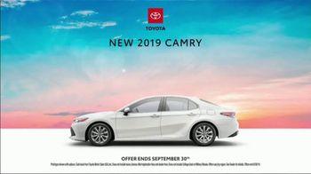 2019 Toyota Camry TV Spot, 'Dear Coffee' [T1] - Thumbnail 6
