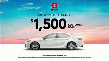 2019 Toyota Camry TV Spot, 'Dear Coffee' [T1] - Thumbnail 7