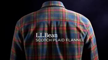 L.L. Bean Scotch Plaid Flannel TV Spot, 'Made for This' Song by Lady Bri