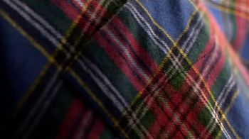 L.L. Bean Scotch Plaid Flannel TV Spot, 'Made for This' Song by Lady Bri - Thumbnail 4