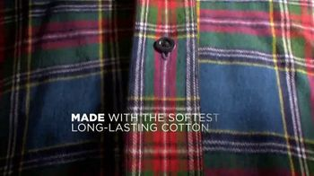 L.L. Bean Scotch Plaid Flannel TV Spot, 'Made for This' Song by Lady Bri - Thumbnail 5
