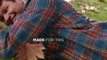 L.L. Bean Scotch Plaid Flannel TV Spot, 'Made for This' Song by Lady Bri - Thumbnail 6