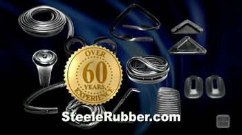 Steele Rubber Products TV Spot, 'Over 60 Years'