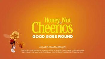 Honey Nut Cheerios TV Spot, 'Look at You' - Thumbnail 10