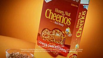 Honey Nut Cheerios TV Spot, 'Look at You' - Thumbnail 8