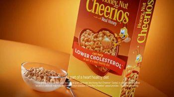 Honey Nut Cheerios TV Spot, 'Look at You' - Thumbnail 9