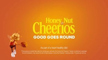 Honey Nut Cheerios TV Spot, 'A Heart in My Honey Nut' - Thumbnail 10