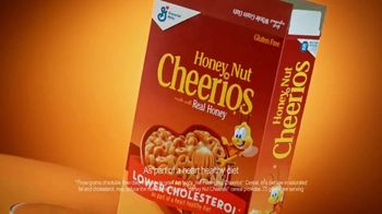 Honey Nut Cheerios TV Spot, 'A Heart in My Honey Nut' - Thumbnail 8