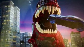 Hot Wheels T-Rex Rampage TV Spot, 'Challenge Accepted'