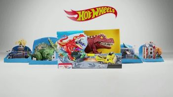 Hot Wheels T-Rex Rampage TV Spot, 'Challenge Accepted' - Thumbnail 1
