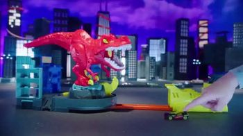 Hot Wheels T-Rex Rampage TV Spot, 'Challenge Accepted' - Thumbnail 4