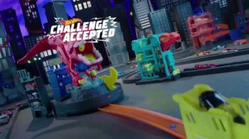 Hot Wheels T-Rex Rampage TV Spot, 'Challenge Accepted' - Thumbnail 5