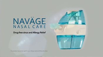 Navage TV Spot, 'Doctor Recommended' - Thumbnail 1