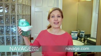 Navage TV Spot, 'Doctor Recommended' - Thumbnail 3