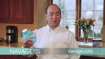 Navage TV Spot, 'Doctor Recommended' - Thumbnail 5