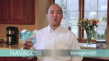 Navage TV Spot, 'Doctor Recommended' - Thumbnail 6