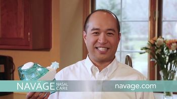 Navage TV Spot, 'Doctor Recommended' - Thumbnail 7