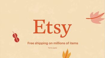 Etsy TV Spot, 'Here's to the Givers: Warm Welcomers' - Thumbnail 10