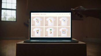Squarespace TV Spot, 'Make It Real: Printing' - Thumbnail 9