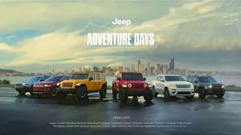 Jeep Adventure Days TV Spot, 'When It Rains: Grand Cherokee' [T1] - Thumbnail 10