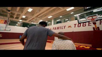 Big Ten Conference TV Spot, 'Faces of the Big Ten: Daniel Oturu' - Thumbnail 10