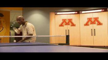 Big Ten Conference TV Spot, 'Faces of the Big Ten: Daniel Oturu' - Thumbnail 5